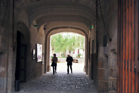 The Inside Courtyard