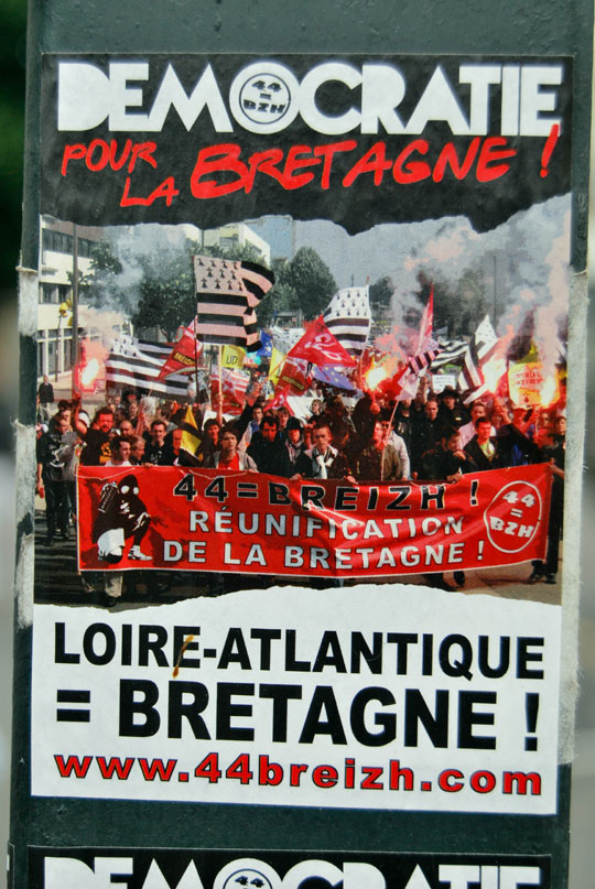 Nantes in Brittany