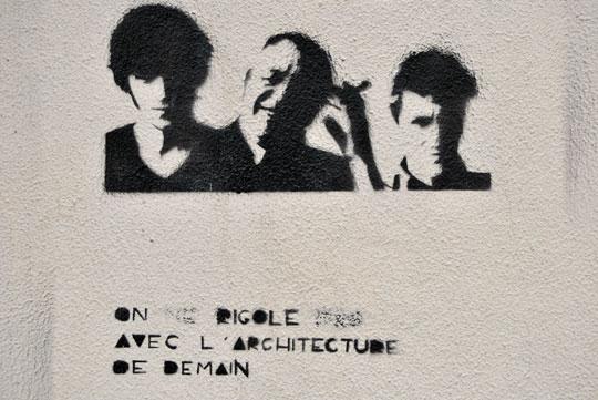 Tomorrow's Architecture Is No Joke