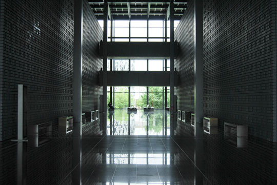 The Courthouse Lobby
