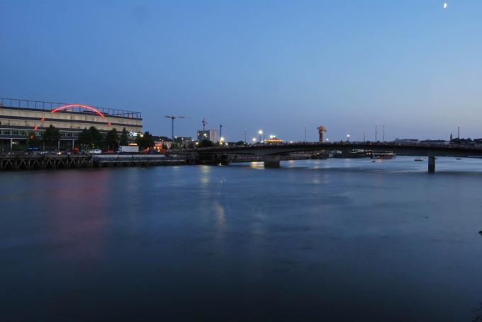 Isle of Nantes by Night