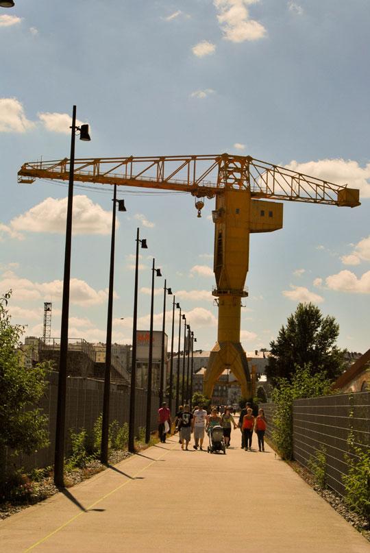 The Titan Crane