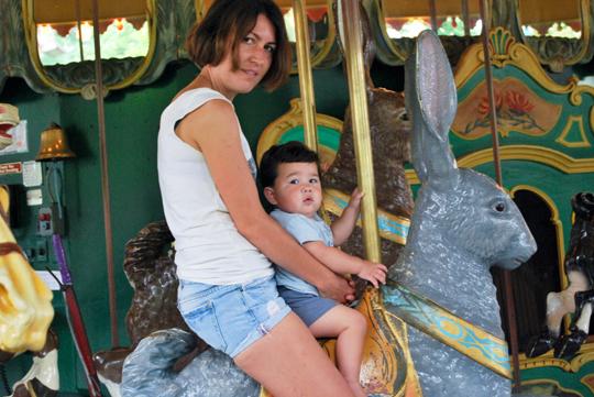 In The Carousel