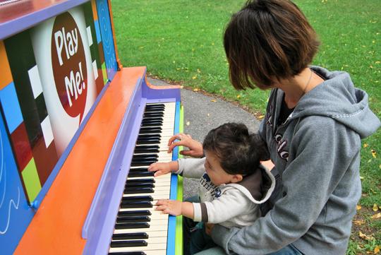 Future Pianist?