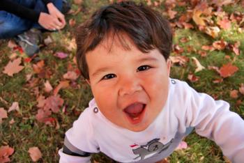 Mark, The Fall Baby