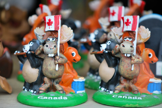 Canadian Souvenirs, Ottawa, November 2013