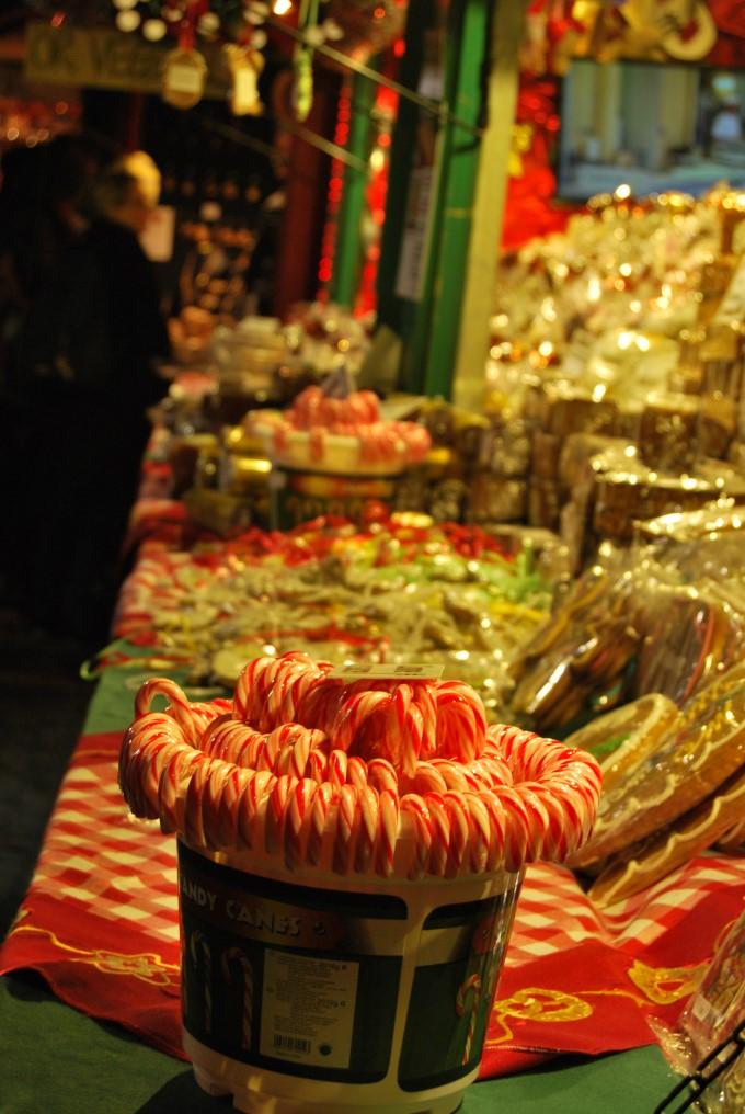 Christmas Market in Nantes