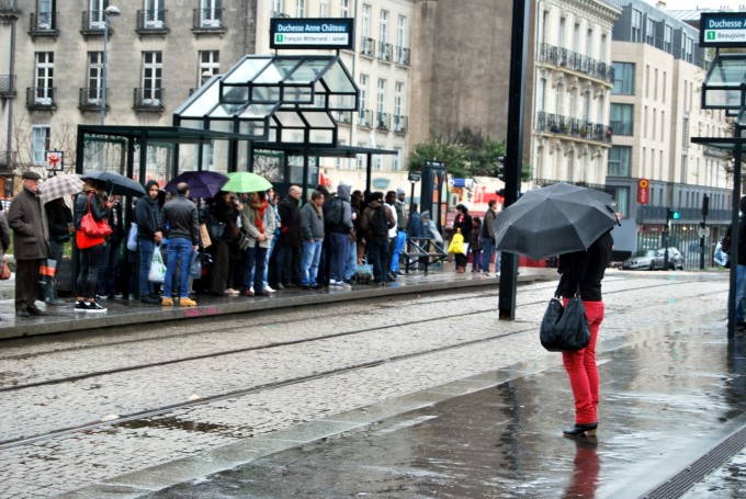 People of Nantes
