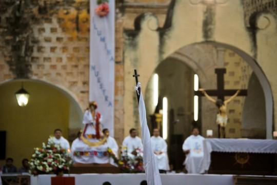 Mass in Valladolid