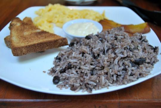 Breakfast in Samara