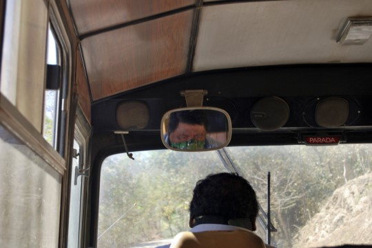 Bus to Cabo BLanco