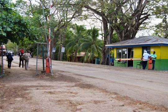 Costa Rica-Nicaragua Border