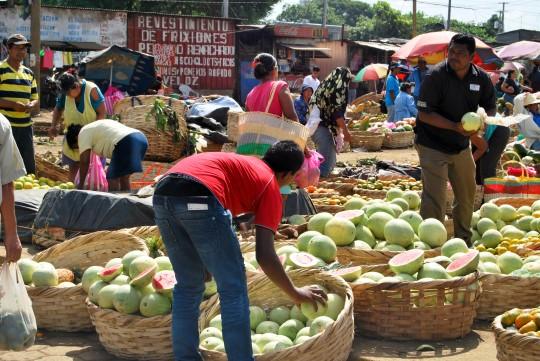 Market in Masaya