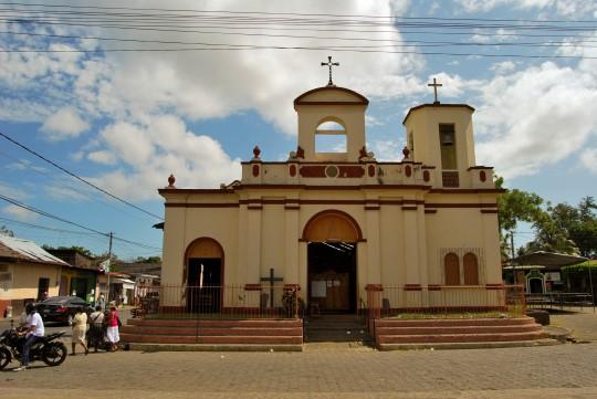 Church in Masaya