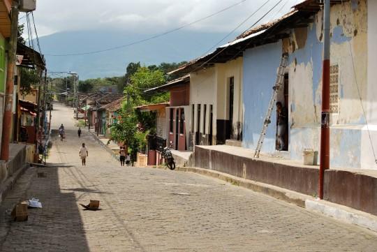 Street of Granada