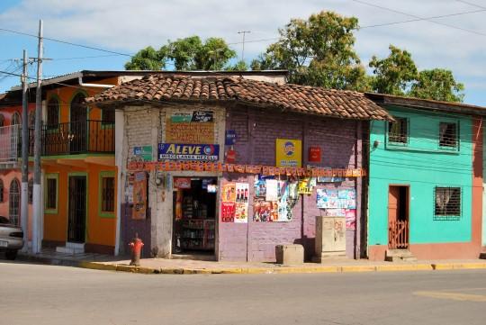 Corner Store in Granada