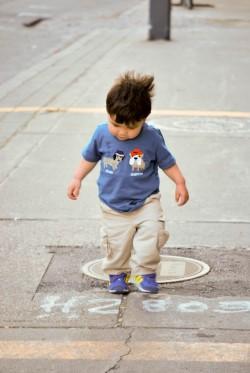 Child, Running Wild (Call 911!)