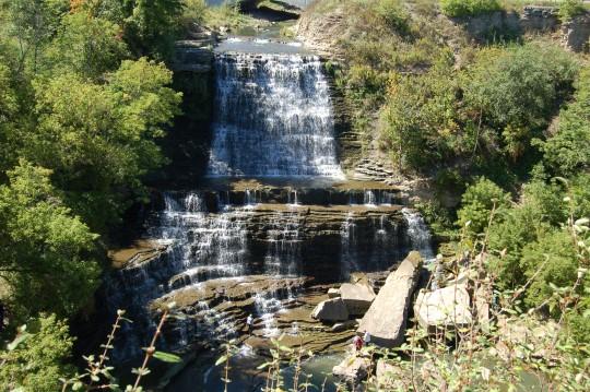 Albion Falls - Hamilton