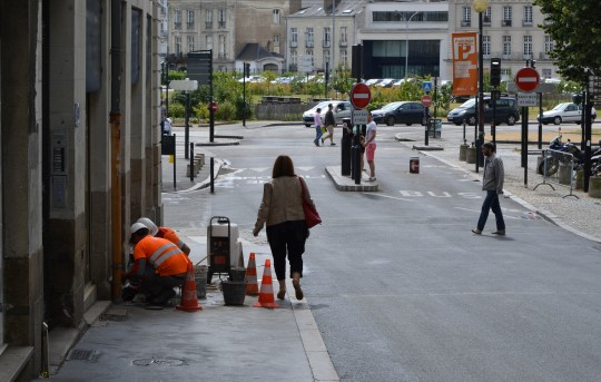 Fixing the Street