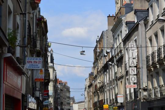 Streets of Nantes
