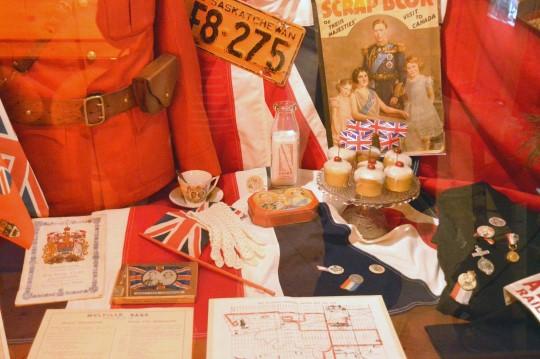 Royal Visit Memorabilia
