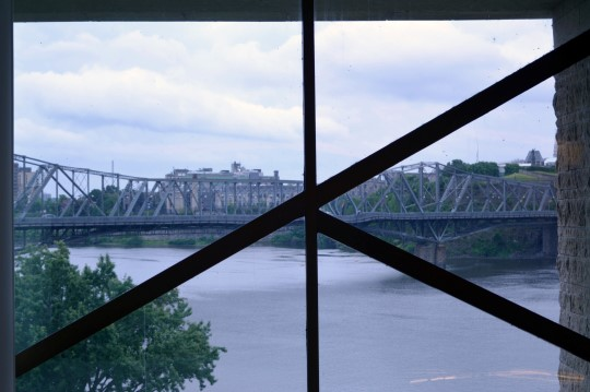 Interprovincial Bridge from the Museum