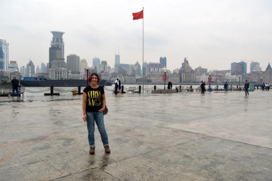 By the Huangpu