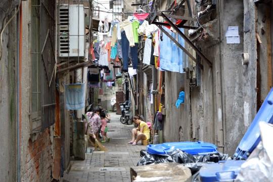 Hankou Side Street
