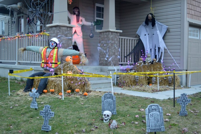 Halloween-Themed Decorations