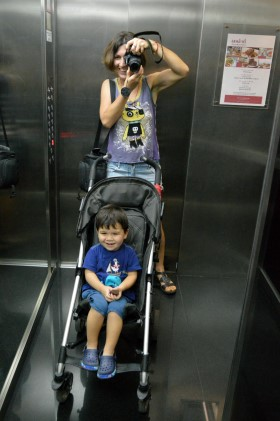 A Modern Elevator