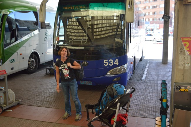 Punta Del Este Bus Station