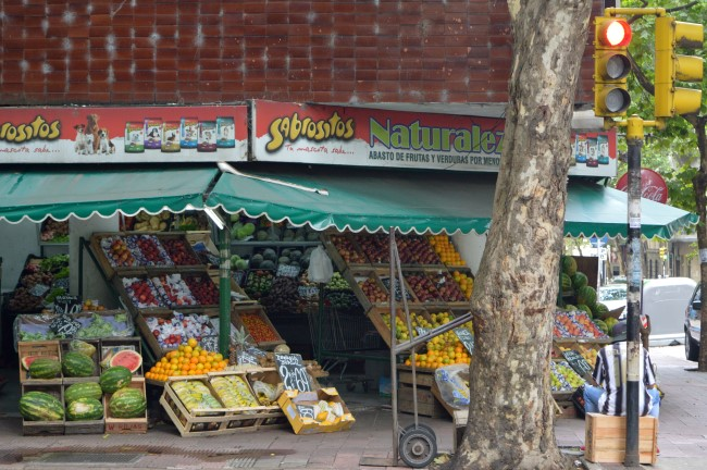 The Grocery Shop in Montevideo