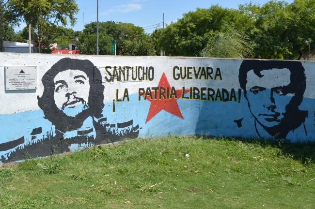 Plaza Ernesto Che Guevara