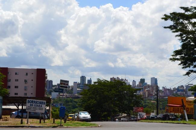 Ciudad del Este in Paraguay