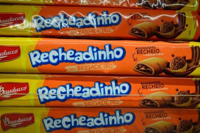 """Everything in """"Brigadeiro"""" Flavoured in Brazil..."""