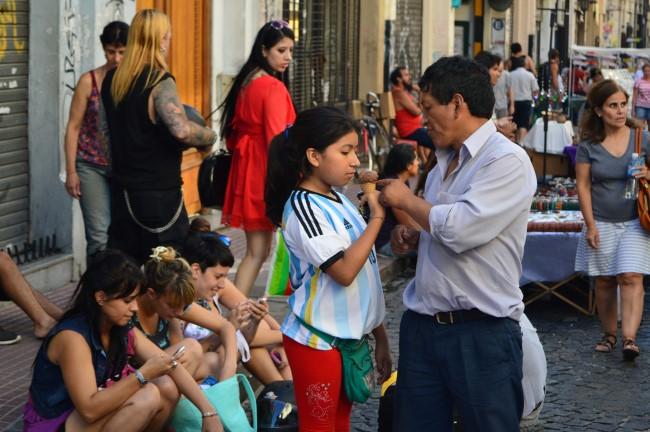 Feria de San Telmo