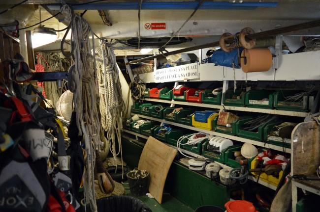Shipwright Room