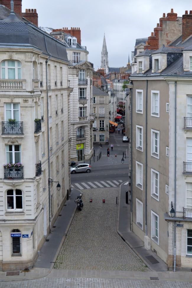 Narrow Streets in Bouffay