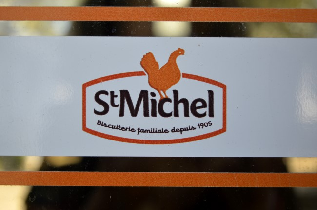 Saint-Michel Cookie Shop