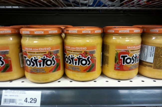 Tostitos Dips & Spreads