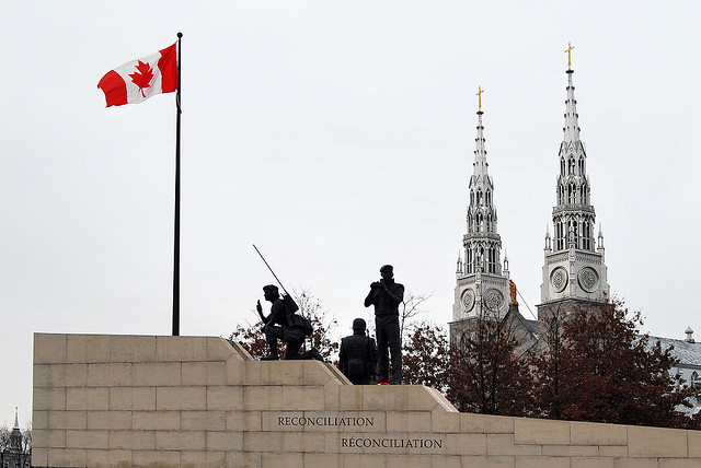 The Peacekeeping Monument, Ottawa