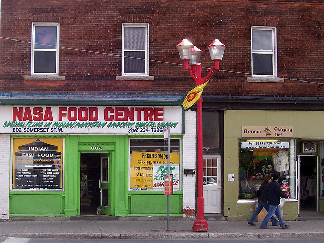 Small businesses in Ottawa