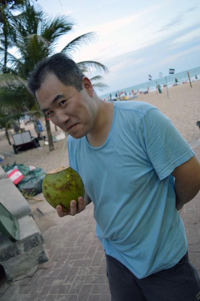 Coconut in Boa Viagem