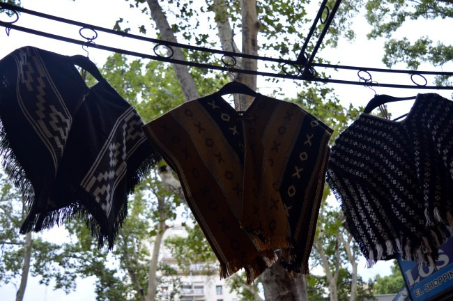 Souvenirs of Mendoza