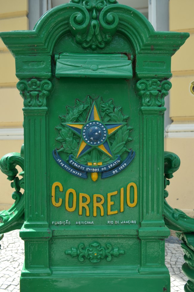 Mailbox in Recife