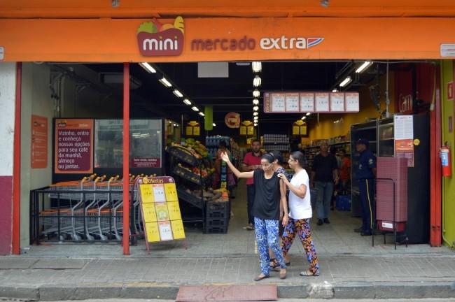 Mini-mercado