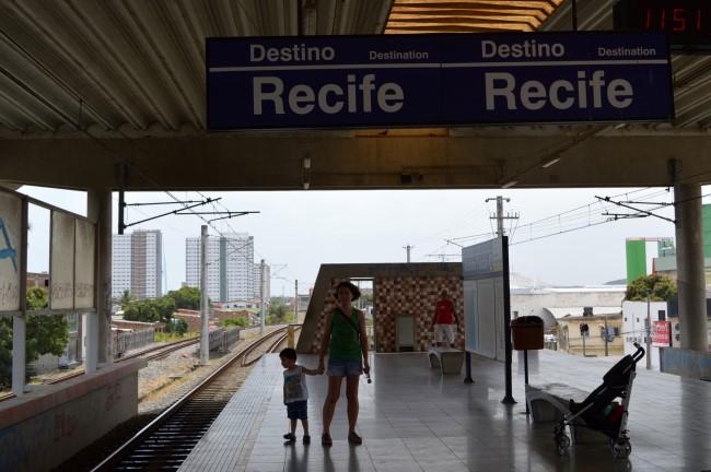 Estação Antônio Falcão in Boa Viagem