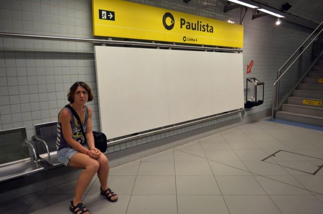 Paulista station