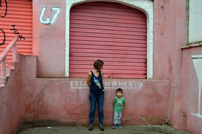 Around Faria Lima