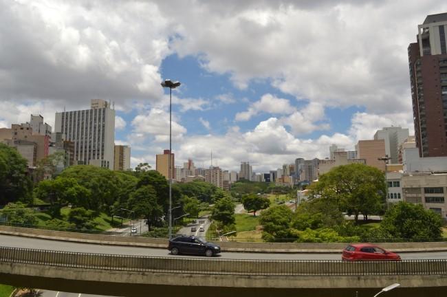Skyline of São Paulo